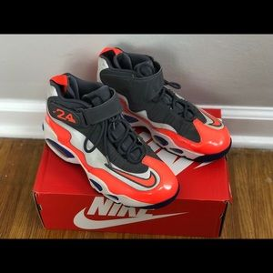 separation shoes 1e2f6 85406 Nike Shoes - Nike Air Griffey Max 1 Men s Size 9.5